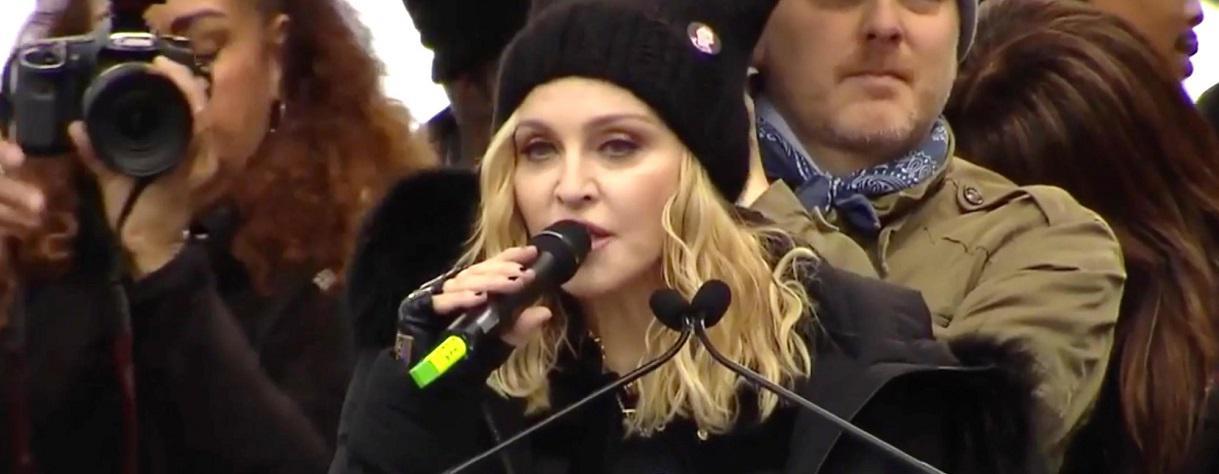 Madonna, Alicia Keys, Gorillaz, Arcade Fire : la musique comme rempart à Donald Trump