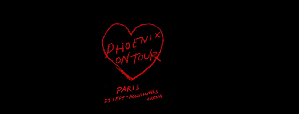 Report : Phoenix et Parcels à l'Accor Hotel Arena