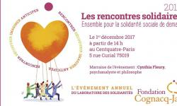 LES RENCONTRES SOLIDAIRES 2017