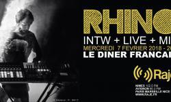 Le Dîner Français : Rhino