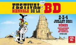 Festival BD Nîmes 2021 - Jean-Michel THIRIET et Thomas CADENE