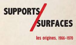 Exposition SUPPORTS/SURFACES