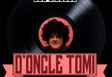 Les disques d'Oncle Tomi