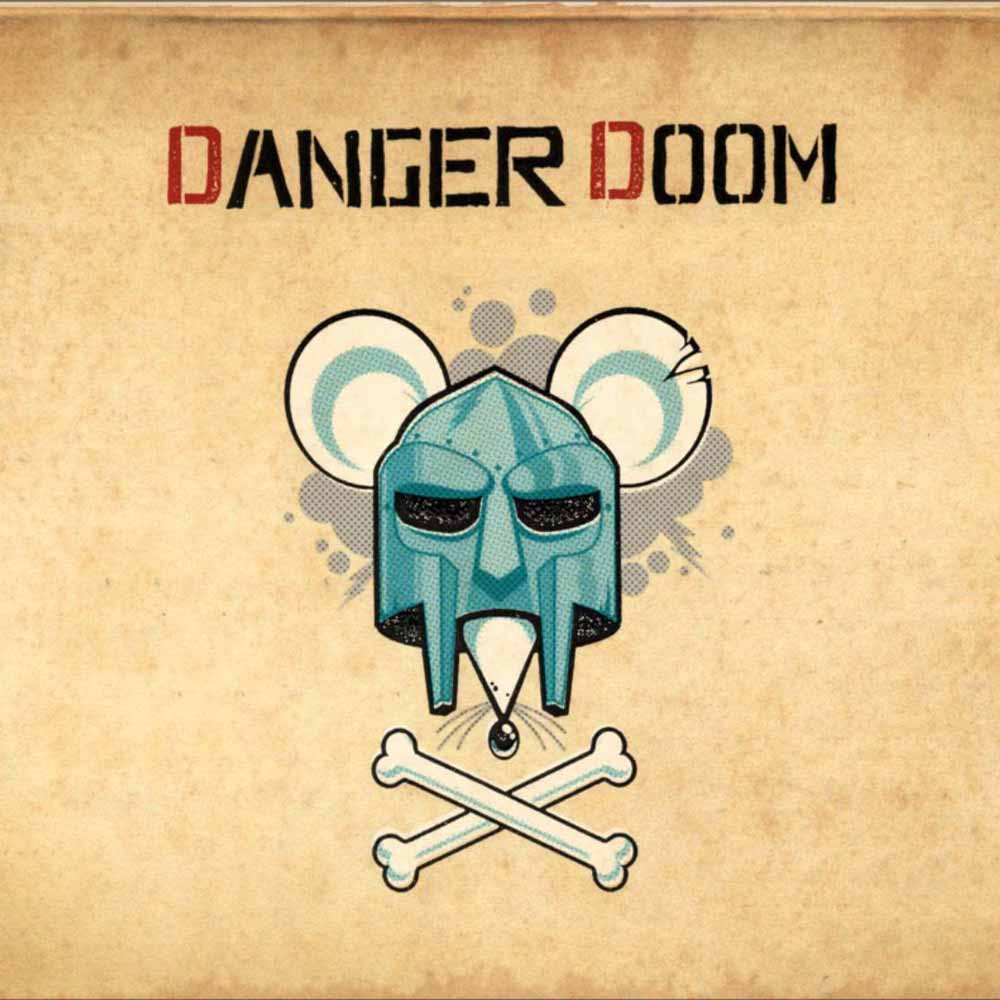 DANGERDOOM - Benzi box