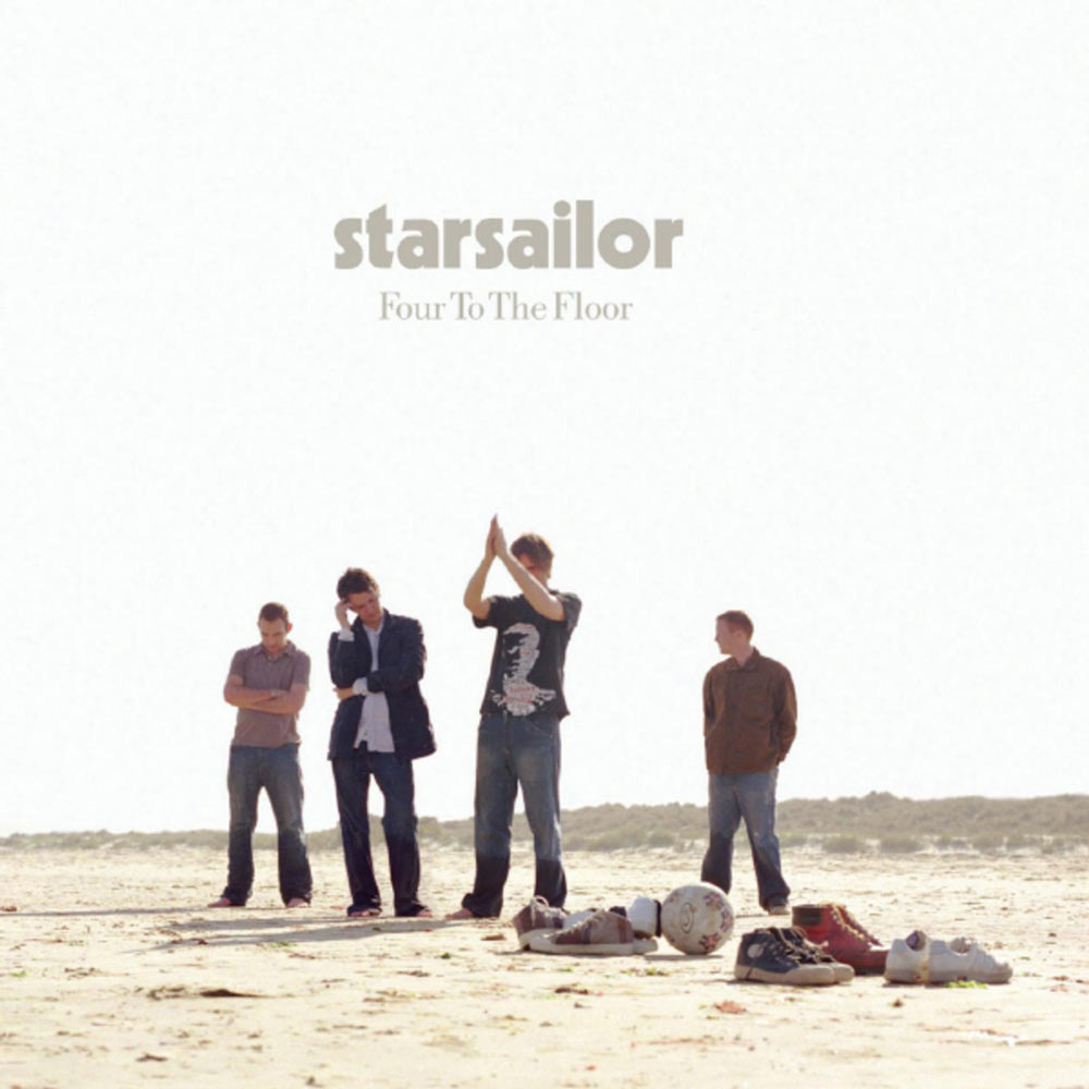 STARSAILOR - Four To The Floor (Thin White Duke Remix)